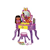 Fisher Price Dora the Explorer - Let's Get Ready Vanity