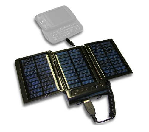 Energizer Energi To Go Xpal SP2000 Triple Solar Charger Power Pack