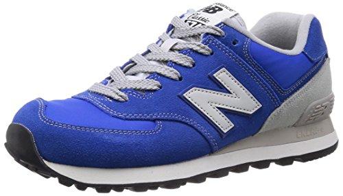[ニューバランス] new balance NB ML574 NB ML574 VNR (BLUE(15FW)/26.0cm)