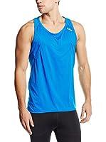 C.P.M. Camiseta Tirantes 3C82767 (Azul)