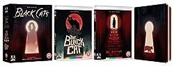 Edgar Allan Poes Black Cats: Two Adaptations by Sergio Martino & Lucio Fulci Dual Format [Blu-Ray + DVD]