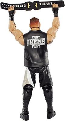 WWE Elite Kevin Owens Figure from Mattel