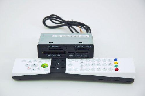 All in 1 USB2,0 Kartenleser mit PC Fernbedienung (Mediacenter Fernbedienung)