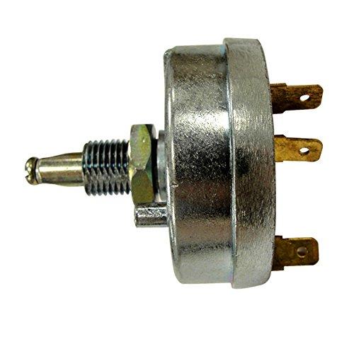 Light Switch (12V) For John Deere 2350; 2355; 2520; 2550; 2555;