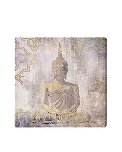 Oliver Gal Buddha In Peace Canvas Art