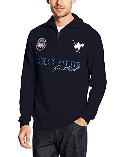 Vinson Polo Club Pullover Cole [Blu Notte]