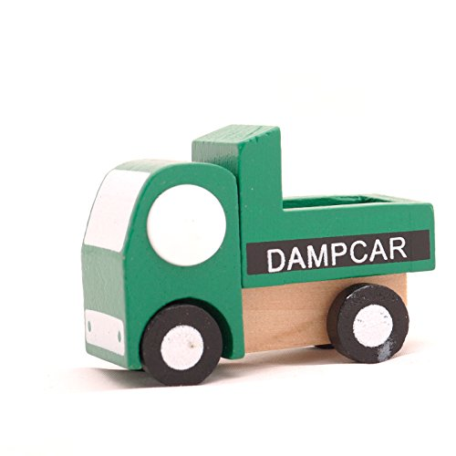 Mini Wooden Car Damp Car,T00077 - 1