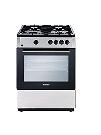 Blomberg Bgr24100ss Gas Range With 4 Burners