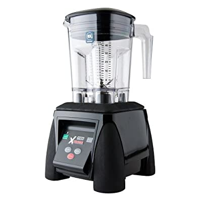 Waring MX1050XTXP 3.5 HP Commercial Blender with Electronic Keypad and 48 oz. Copolyester Container