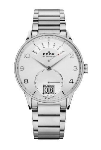 EDOX 34006 3A ABN 34006-3A-ABN - Reloj para hombres