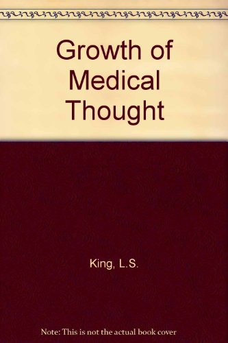Growth Of Medical Thought