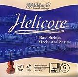 Helicore ヘリコア オーケストラ ベース弦セット
