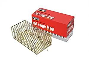 "Pest-Stop 14"" Wire Rat Cage"