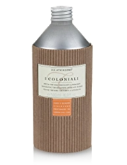 I Coloniali Invigorating Tibetan Shower Crème with Rhubarb 500ml