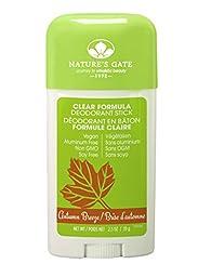 Nature\'s Gate Deodorant Stick, Autumn Breeze, 2.5 Ounce