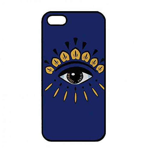 fashion-brand-coque-kenzo-logoprotecteur-plastique-coque-etui-kenzokenzo-apple-iphone-5-5s-tpu-bumpe