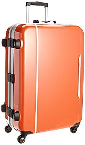 [プロテカ] Proteca 日本製スーツケース レクト 80L 3年保証付き <リサイクルキャンペーン(6/1~8/31)対象> 00542 08 (サンセットオレンジ)