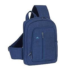 Rivacase 7529Rucksack for 13.3-inch Laptops (Blue)