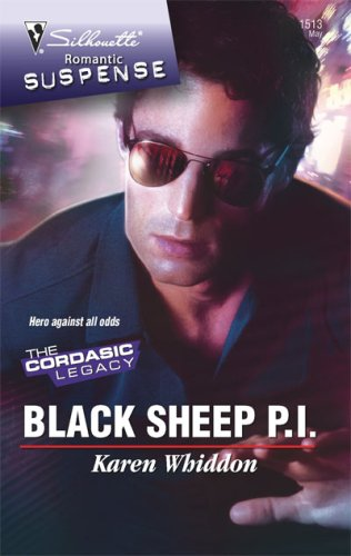 Image of Black Sheep P.I. (Silhouette Romantic Suspense)