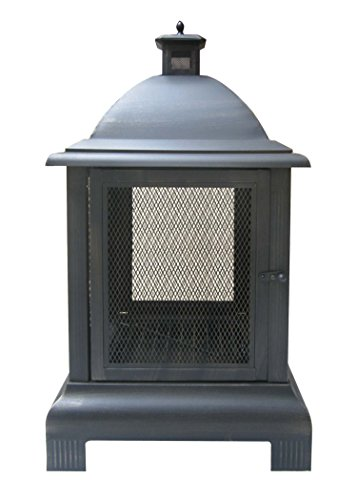Deckmate-30375-Franklin-Outdoor-Fireplace