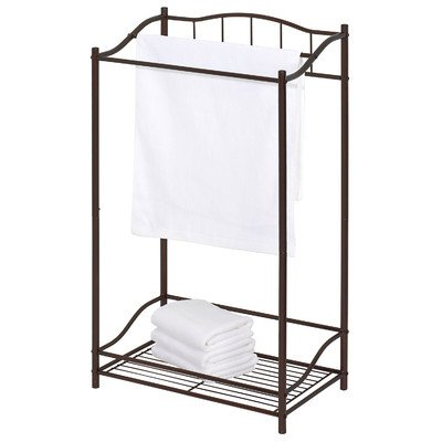 CreativeWare Complete Bath Towel Butler (Floor Standing Towel Rack compare prices)