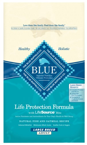 Garlic In Blue Buffalo Dog Food