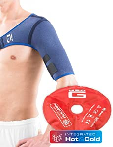Neo G Shoulder 3D Intergrated Cold & Hot Therapy Compression Support by Neo-G