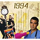 1994 The Classic Years CD Greeting Card: 22nd Birthday or 22nd Anniversary Gift