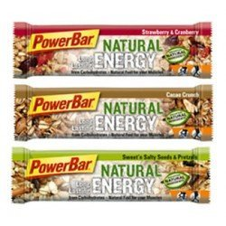 Power Bar - Natural Energy - Riegel 24er Box Cacao Crunch by PowerBar