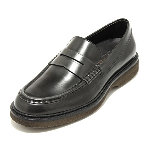 4700G mocassino uomo grigio HOGAN h 217 route scarpa loafer shoes men [6]