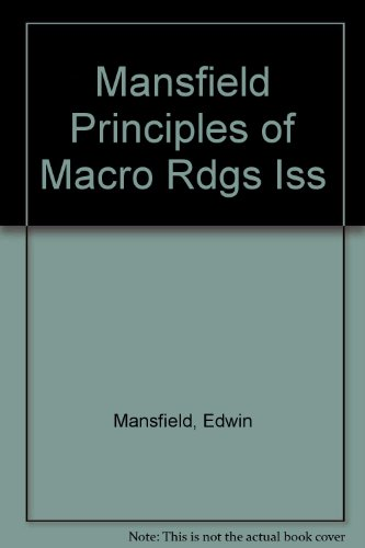 Mansfield Principles of Macro Rdgs Iss
