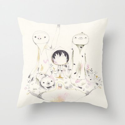 Quirky Throw Pillow : Cute & Quirky Throw Pillows Shopswell