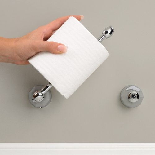 American Standard Dazzle Toilet Paper Holder Polished Chrome Home Garden Bathroom