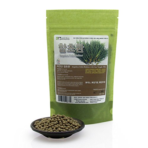 Hamchohwan Diet Pills(Angelica Utilis Makino Kelp/Salicornia With Sea Tangle)150G / 100% Natural / Korea Imports