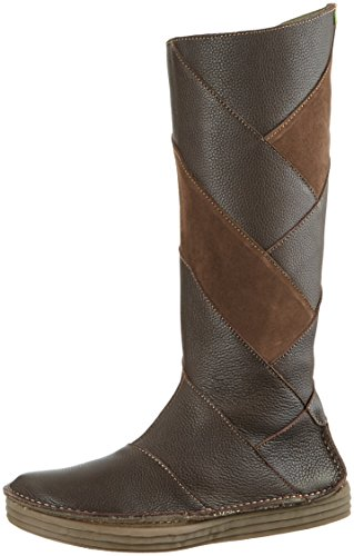 El Naturalista Nf86 Soft Grain Rice Field, Stivali da Neve Donna, Marrone (Brown N12), 39 EU