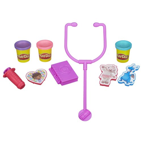 Play-Doh Doctor Kit Featuring Doc McStuffins - 1