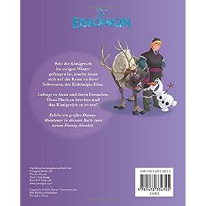 Disney Die Eiskönigin: Das Buch zum Film (mit 3D-Hologramm-Cover)