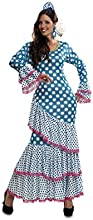 Comprar My Other Me - Disfraz de Flamenca, talla M, color azul (Viving Costumes MOM01112)