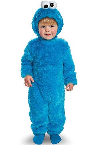 Light (Cookie Monster 2t Costume)