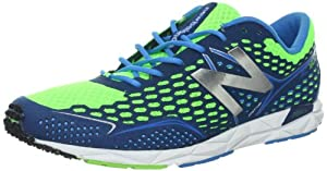 New Balance  MRC1600 D, Chaussures de running homme - Vert - Grün (G GREEN/BLUE 6), 42 EU