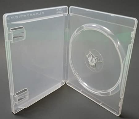 Pack of Ten (10) Original Playstation 3 Replacement Game Cases w/ PS3 Logos