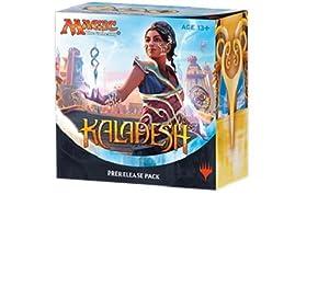 MTG Magic the Gathering KLD Kaladesh Prerelease Kit - 6 booster packs + foil + dice