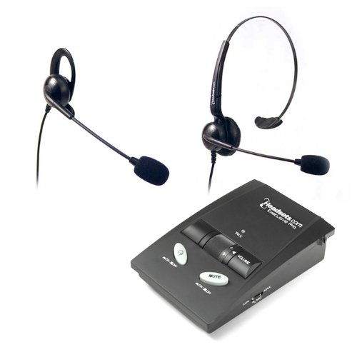 Executive Pro Rhapsody Convertible Headset System