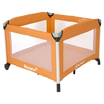 Joovy Room2 Portable Playard, Orangie