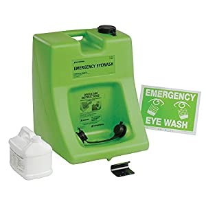 Sperian Porta Stream Ii Portable Eyewash Station - 16-Gallon Capacity