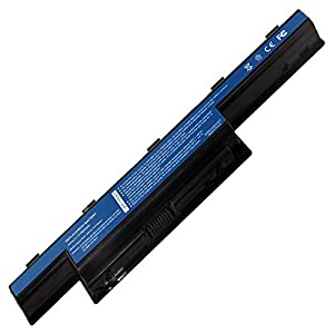USTOP New Laptop Battery for Acer Aspire 4253 4551 4552 4738 4741 4750 4771 5251 5253 5336 5551 5552 5560 5733 5733Z 5741 5742 5750 5750G 7551 7552G 7560 7741 7741Z 7750 7750G and Acer TravelMate 4740 4740G 5735 5735Z 5740 5740G and Gateway NV55C NV53A NV59C