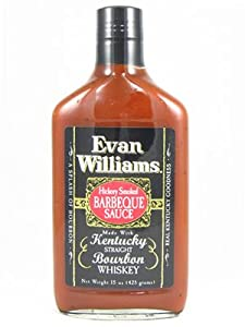 Evan William's Hickory Smoked BBQ Sauce