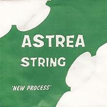 Cuerdas Astrea 2432C 1/2 - 1/4 tamaño completo un cordel