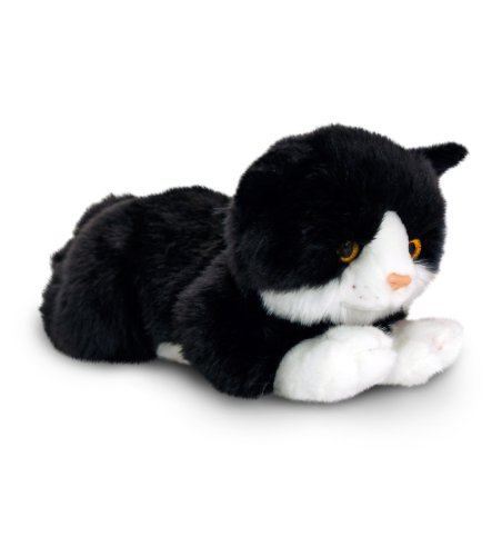 Original Keel Toys Plüschtier schwarze - weiße