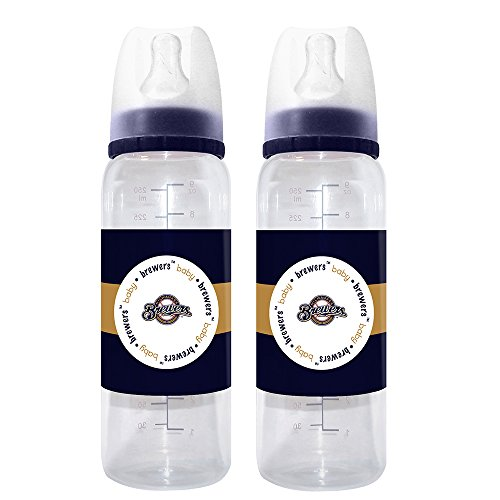 Baby Fanatic Bottle - Milwaukee Brewers